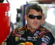 2013 NSCS Driver Tony Stewart in the garage - Photo Credit Jerry Markland/Getty Images