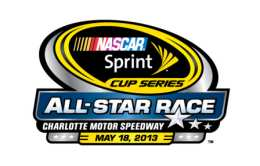 2013 NASCAR Sprint All-Star Race Logo