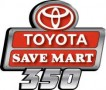Toyota/Save Mart 350 Logo