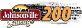 Johnsonville Sausage 200 presented by Menards Logo