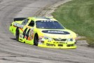 No. 44 Ansell / Menards Toyota Camry driven by Frank Kimmel