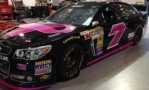2013 NSCS No 7 Breast Cancer Awareness Chevy