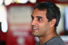 Juan Pablo Montoya - Photo Credit: Todd Warshaw/Getty Images