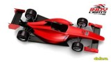 2014 Dallara IL-15 Car Rendering