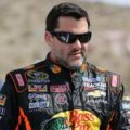 2014 NSCS Driver Tony Stewart (Bass Pro Shops/Mobil 1) - Photo Credit: Christian Petersen/Getty Images