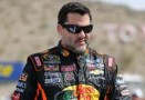 NASCAR Driver Tony Stewart (Bass Pro Shops/Mobil 1) - Photo Credit: Christian Petersen/Getty Images