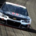 Kevin Harvick drives the #4 Jimmy John's Chevrolet - Photo Credit: Harry How/Getty Images