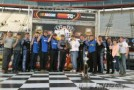 Eddie MacDonald Wins At Bristol Motor Speedway (Photo Credit: Mike Holtsclaw / Speedway Media)