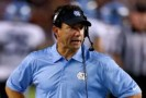 University of North Carolina football coach Larry Fedora - Photo Credit: Streeter Lecka/ Getty Images