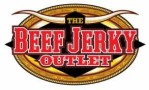 The Beef Jerky Outlet Logo