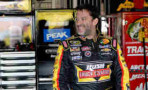 2014 NSCS Driver Tony Stewart (Rush Truck Centers) - Photo Credit: Kevork Djansezian/Getty Images