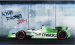 2014 VICS No. 11 Mistic/KVSH Racing/Dallara/Firestone/Chevrolet