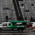 Air Titan 2.0 at work Sunday, April 6th, 2014 at Texas Motor Speedway