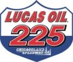 Lucas Oil 225 Event Logo