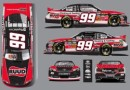 No. 99 Ruud Toyota Camry Layout