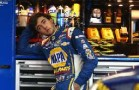 Chase Elliott, driver of the #9 NAPA AUTO PARTS Chevrolet, stands in the garage area during practice for the NASCAR Nationwide Series History 300 at Charlotte Motor Speedway on May 22, 2014 in Charlotte, North Carolina. - Photo Credit: Streeter Lecka/Getty Images