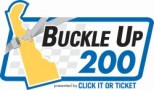 Buckle Up 200 presented by Click It or Ticket Logo