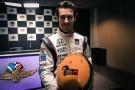 Pagenaud To Wear Senna Helmet Scheme in 98th Indy 500