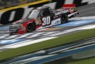 Ron Hornady Jr., No. 30 Rheem Comfort Products Chevrolet Silverado