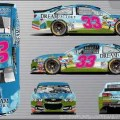 2014 NSCS No 33 Dream Factory Chevy SS