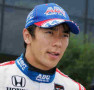2014 VICS Driver Takuma Sato (ABC Supply) - Photo Credit: Scott Halleran/Getty Images