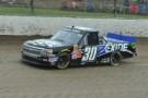 Ron Hornaday Jr., No. 30 Exide Chevrolet Silverado