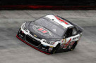 2014 NSCS Driver Kevin Harvick on track at Bristol Motor Speedway in the No. 4 Jimmy Johns Chevrolet SS - Photo Credit: Gregory Shamus/Getty Images