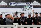 Justin Allison Wins ModSpace 125 at Pocono (Pa.) Raceway (Photo Credit: ARCA)