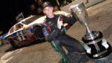 Ben Rhodes, 2014 NASCAR K&N Pro Series East Champion