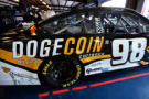 2014 NSCS No 98 Dogecoin Reddit/Ford Fusion - Photo Credit; Chris Grayham/Getty Images