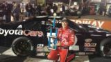 Christopher Bell Wins Orange County 150