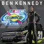 Ben Kennedy 2014 NASCAR Camping World Truck Series Rookie of the Year