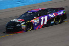 Denny Hamlin, driver of the #11 FedEx Freight Toyota, drives during practice for the NASCAR Sprint Cup Series CampingWorld.com 500 at Phoenix International Raceway on March 13, 2015 in Avondale, Arizona. - Photo Credit: Rainier Ehrhardt/Getty Images