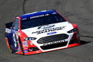 2015 NSCS Driver Sam Hornish Jr., on track in the No. 9 Mercury Marine/Medallion Bank Ford Fusion - Photo Credit: Harry How/Getty Images