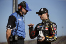 2015 NSCS Driver Jeff Gordon and Crew Chief Alan Gustafson - Photo Credit: Doug Pensinger/Getty Images