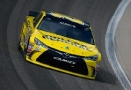 2015 NSCS Driver Matt Kenseth on track in the No. 20 Dollar General Toyota Camry - Photo Credit: Tom Pennington/Getty Images