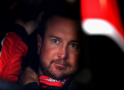 2015 NSCS Driver Kurt Busch sits inside his car at Texas Motor Speedway. - Photo Credit: Jerry Markland/Getty Images