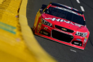 2015 NSCS Driver, Kurt Busch on track in the No. 41 Haas Automation Chevrolet SS - Photo Credit: Jared C. Tilton/Getty Images