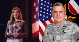 Taya Kyle, widow of legendary U.S. Navy SEAL Chris Kyle, and Gen. Mark Milley are among those who will be recognized during the Coca-Cola 600 Salute to the Troops pre-race festivities at Charlotte Motor Speedway on Sunday, May 24