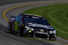 Jeff Gordon, driver of the #24 AARP Member Advantages Chevrolet, practices for the NASCAR Sprint Cup Series Windows 10 400 at Pocono Raceway on July 31, 2015 in Long Pond, Pennsylvania. - Photo Credit: Jared C. Tilton/Getty Images