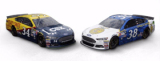 2015 NSCS Nos 34 CSX & 38 FFA Ford Fusions