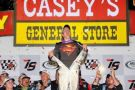 "Mason ""Superman"" Mitchell Wins in front of Hometown Crowd at Iowa Speedway"