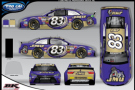 2015 NSCS No. 83 James Madison University Toyota Camry (Rendition)