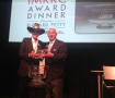 "IndyCar Legend Bobby Rahal Presents ""The King"" Richard Petty with the Cameron R. Argetsinger Award"