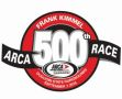 Frank Kimmel 500th ARCA Race Logo