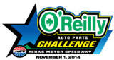 2015 O'Reilly Auto Parts Challenge Logo
